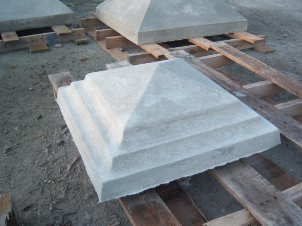 Precast Concrete Pillartops Hasson Concrete Derry